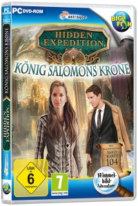 Hidden Expedition: König Salomons Krone Cover