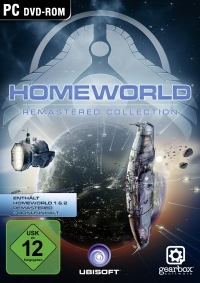 Homeworld Remastered Collection Cover