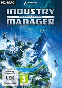 Industry Manager - Future Technologies Cover