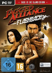 Jagged Alliance: Flashback Cover