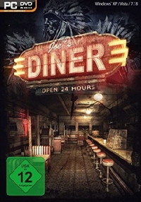 Joes Diner Cover