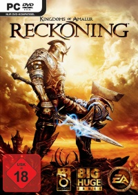 Kingdoms of Amalur - Reckoning  Cover