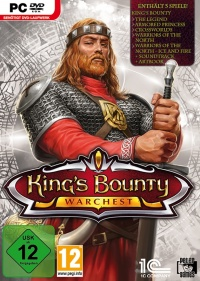 King's Bounty: Warchest Cover
