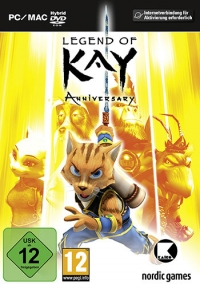 Legend of Kay Anniversary Cover