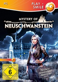 Mystery of Neuschwanstein Cover
