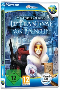 Mystery Trackers: Die Phantome von Raincliff Cover