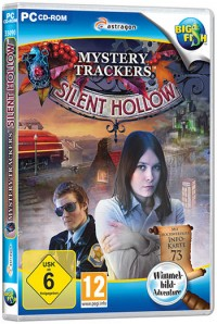 Mystery Trackers: Silent Hollow Cover