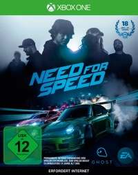 Need for Speed 2015 Cover