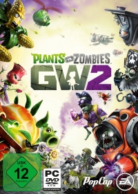 Plants vs. Zombies Garden Warfare 2 Cover