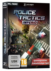 Police Tactics - Imperio Cover