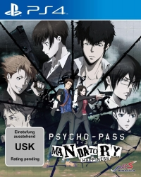 Psycho-Pass: Mandatory Happiness Cover