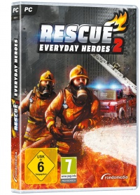 Rescue 2 - Everyday Heroes Cover