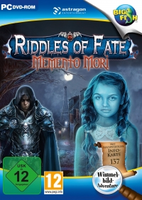 Riddles of Fate: Memento Mori Cover