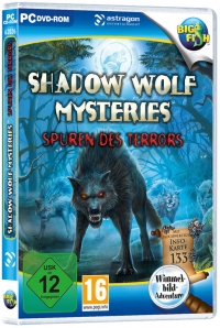Shadow Wolf Mysteries: Spuren des Terrors Cover