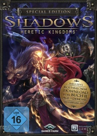 Shadows: Heretic Kingdoms Cover