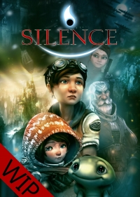 Silence: The Whispered World 2 Cover