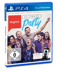 SingStar: Ultimate Party Cover