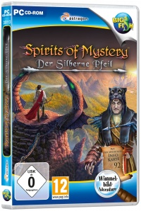 Spirits of Mystery - Der silberne Pfeil Cover