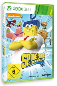 SpongeBob HeroPants Cover