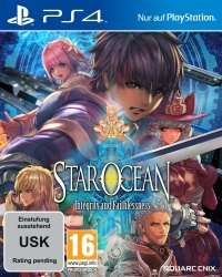 Star Ocean 5: Integrity and Faithlessness Cover