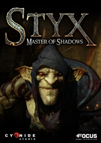 Styx: Masters of Shadow Cover