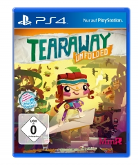 Tearaway Unfolded Cover