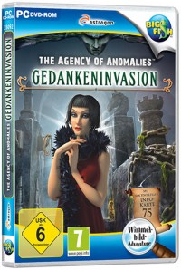 The Agency of Anomalies: Gedankeninvasion Cover