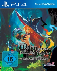 The Witch and the Hundred Knight: Revival Edition Cover
