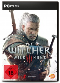 The Witcher 3: Wild Hunt Cover