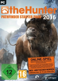 theHunter 2016 Cover