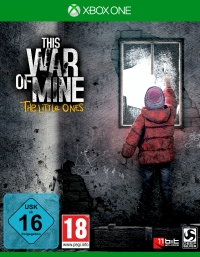 This War Of Mine: The Little Ones Cover