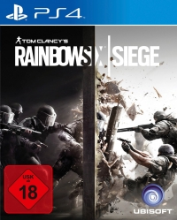 Tom Clancys Rainbow Six Siege Cover