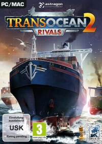 TransOcean 2: Rivals Cover