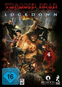 Trapped Dead: Lockdown Logo