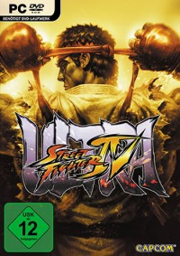 Ultra Street Fighter IV Cover