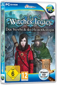 Wtches Legacy Cover