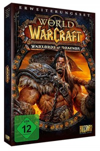 World of Warcraft: Warlords of Draenor Cover