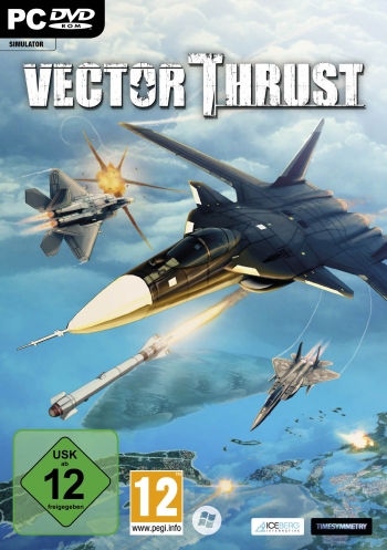 Vector Thrust Cover