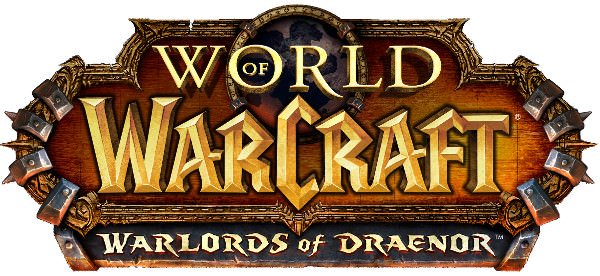 Logo - World of Warcraft: Warlords of Draenor