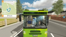 Bus Simulator 2016 Test 03
