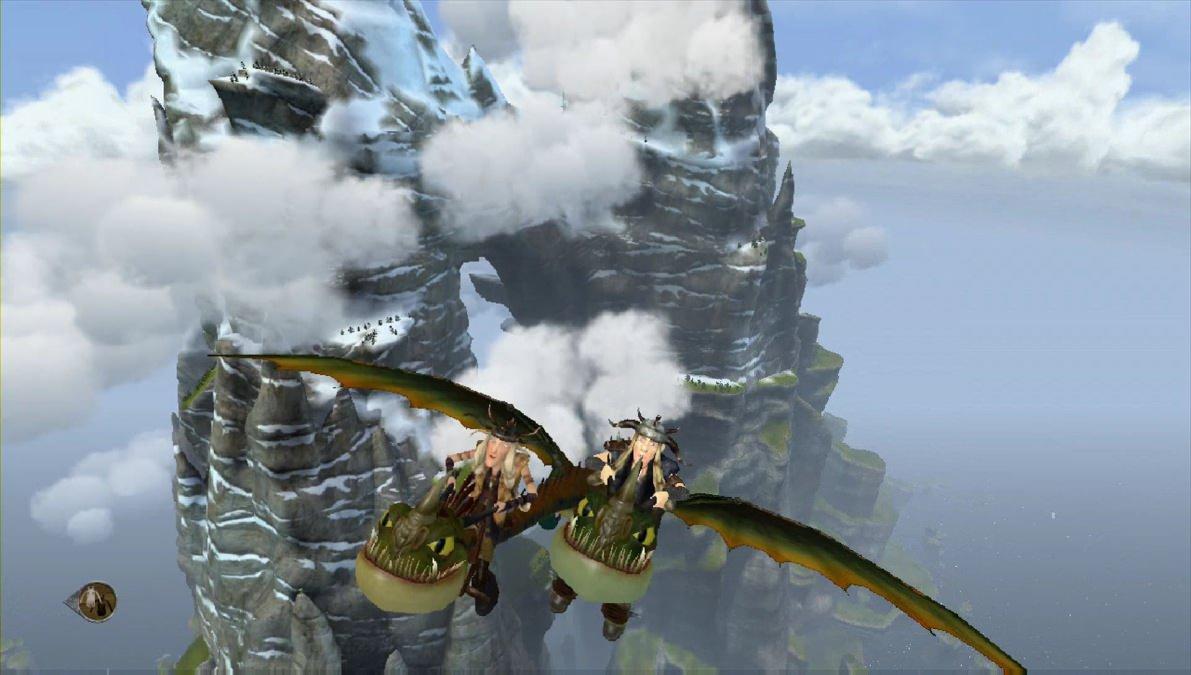 drachenzähmen leicht gemacht 2 screenshots