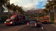 American Truck Simulator Test 06