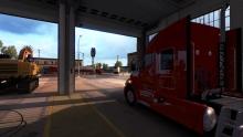 American Truck Simulator Test 07