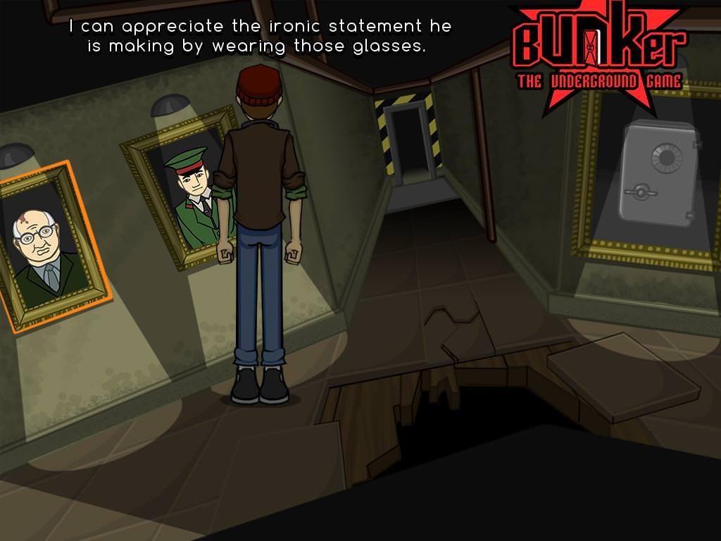 bunker spiele