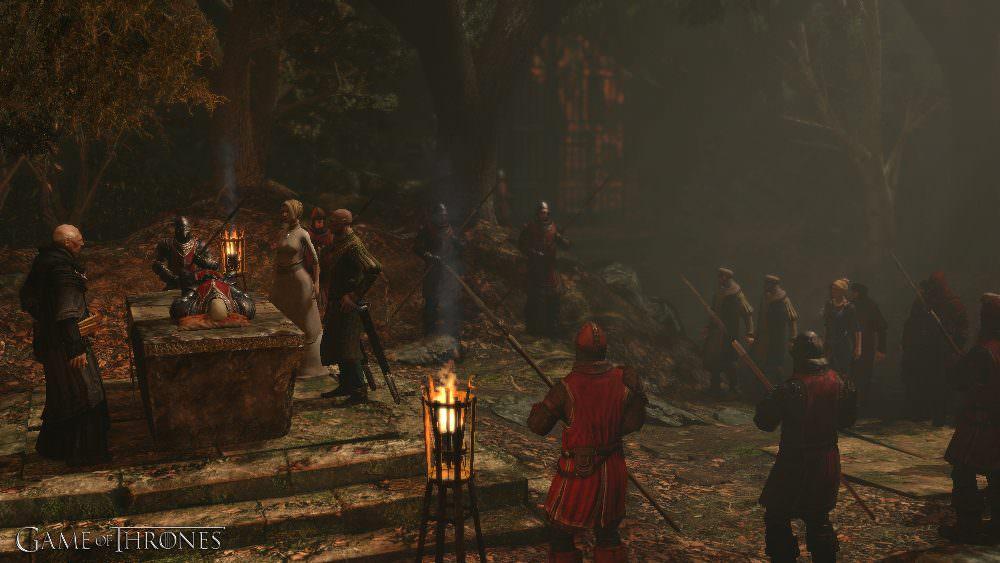 Screenshots game of thrones das lied von eis und feuer