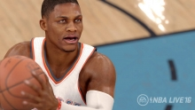 Test: NBA Live 15 - 1