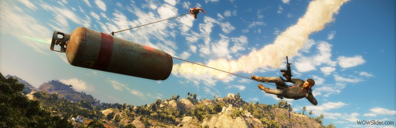 Test: Just Cause 3